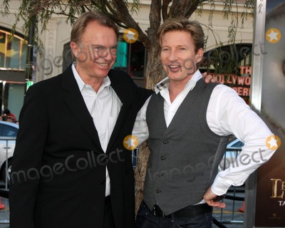 Sam Neill Photo - LOS ANGELES - SEP 19  Sam Neill David Wenham arrives at the Legend of the Guardians The Owls of GaHoole Premiere at Graumans Chinese Theater on September 19 2010 in Los Angeles CA