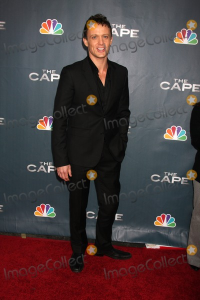 David Lyons Photo - LOS ANGELES - JAN 4  David Lyons arrives at The Cape Premiere Party at Music Box Theater on January 4 2011 in Los Angeles CA