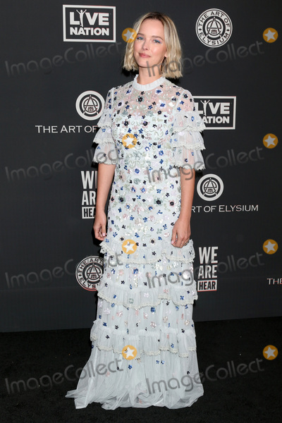 Allison Miller Photo - LOS ANGELES - JAN 4  Allison Miller at the Art of Elysium Gala - Arrivals at the Hollywood Palladium on January 4 2020 in Los Angeles CA