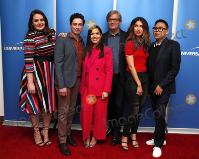 America Ferrera Photo - LOS ANGELES - MAR 5  Lauren Ash Ben Feldman America Ferrera Mark McKinney Nichole Bloom Nico Santos at the Superstore For Your Consideration Event on the Universal Studios Lot on March 5 2019 in Los Angeles CA