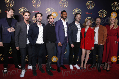 Andy Muschietti Photo - LAS VEGAS - APR 2  Andy Muschietti Jay Ryan Andy Bean James Ransone Isaiah Mustafa Bill Hader Jessica Chastain James McAvoy Barbara Muschietti at the 2019 CinemaCon - Warner Bros Photo Call at the Linwood Dunn Theater on April 2 2019 in Las Vegas NV