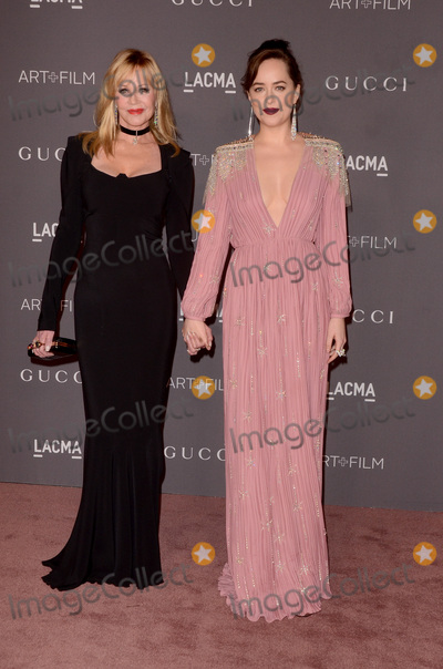 Melanie Griffith Photo - LOS ANGELES - NOV 4  Melanie Griffith Dakota Johnson at the LACMA Art and Film Gala at the Los Angeles County Musem of Art on November 4 2017 in Los Angeles CA