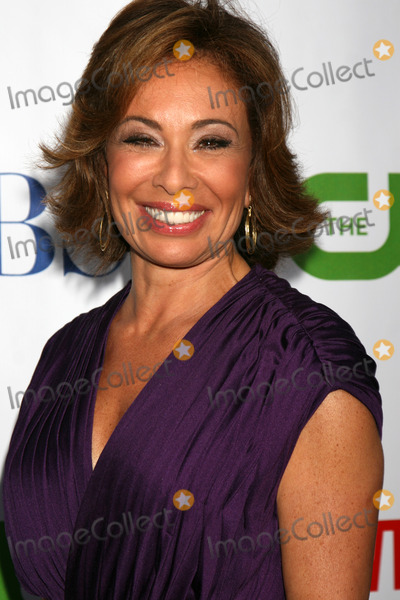 JEANINE PIRRO Photo - Jeanine Pirro arriving at the CBS TCA Summer 08 Party at Boulevard 3 in Los Angeles CA onJuly 18 2008
