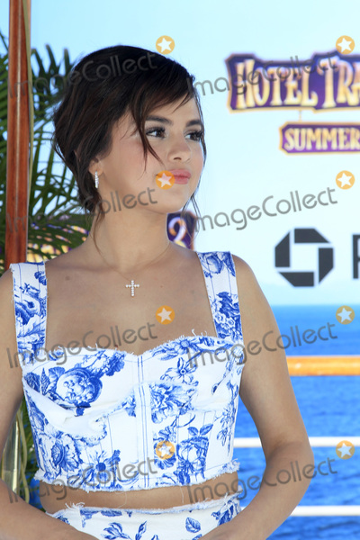 Selena Gomez Photo - LOS ANGELES - JUN 30  Selena Gomez at the Hotel Transylvania 3 Summer Vacation World Premiere at the Village Theater on June 30 2018 in Westwood CA