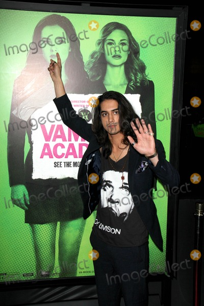 Avan Jogia Photo - LOS ANGELES - FEB 4  Avan Jogia at the Vampire Academy Los Angeles Premiere at Regal 14 Theaters on February 4 2014 in Los Angeles CA