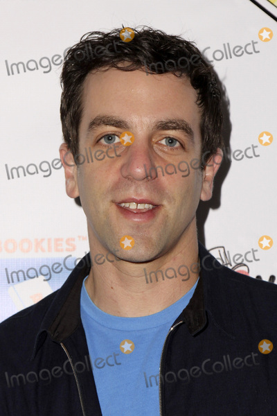 B J Novak Photo - LAS VEGAS - APR 17  B J Novak at the Milk  Bookies Story Time Celebration at the California Market Center on April 17 2016 in Los Angeles CA