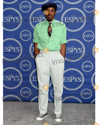 Andre 3000 Photo - Andre30002006 ESPY AwardsKodak TheaterLos Angeles CAJuly 12 2006