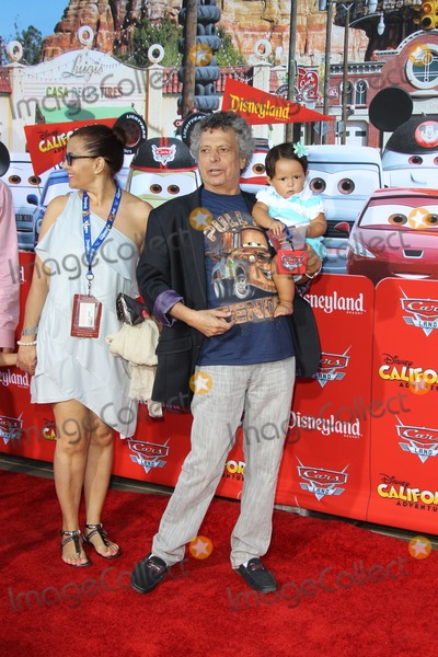 Cesar Bono Photo - ANAHEIM - JUN 13  Cesar Bono arrives at the Cars Land Grand Opening  at California Adventure on June 13 2012 in Anaheim CA