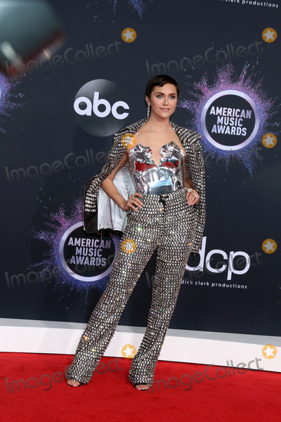Alyson Stoner Photo - LOS ANGELES - NOV 24  Alyson Stoner at the 47th American Music Awards - Arrivals at Microsoft Theater on November 24 2019 in Los Angeles CA