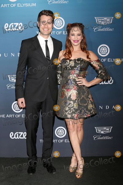 Drew Seeley Photo - LOS ANGELES - JAN 5  Drew Seeley Amy Paffrath at the Art of Elysium 12th Annual HEAVEN Celebration at a Private Location on January 5 2019 in Los Angeles CA