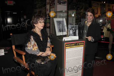 Margaret OBrien Photo - LOS ANGELES - MAR 1  Margaret OBrien at the 15TH Awards Media Welcome Center at Hollywood Museum on March 1 2018 in Los Angeles CA