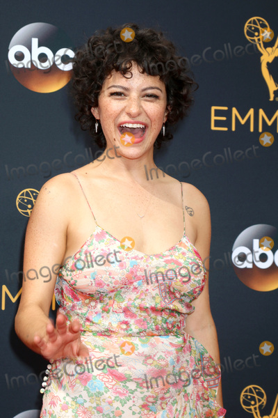 Alia Shawkat Photo - LOS ANGELES - SEP 18  Alia Shawkat at the 2016 Primetime Emmy Awards - Arrivals at the Microsoft Theater on September 18 2016 in Los Angeles CA