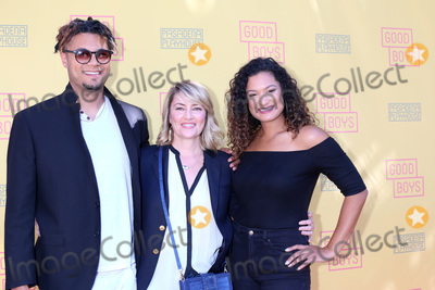 Madchen Amick Photo - LOS ANGELES - JUN 30  Sylvester Time Amick-Alexis Madchen Amick Mina Tobias at the Good Boys Play Opening Arrivals at the Pasadena Playhouse on June 30 2019 in Pasadena CA