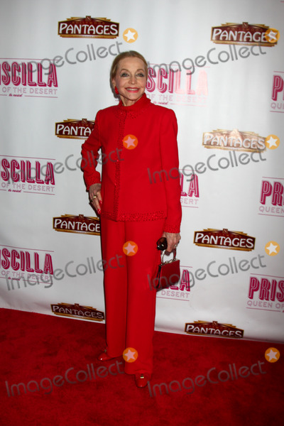 Ann Jeffreys Photo - LOS ANGELES - MAY 29  Anne Jeffreys arrives at  the Priscilla Queen of the Desert Play Opening at the Pantages Theater on May 29 2013 in Los Angeles CA
