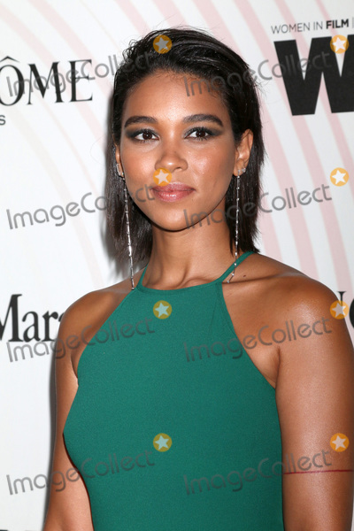 Alexandra Shipp Photo - LOS ANGELES - JUN 13   Alexandra Shipp at the Women In Film 2018 Crystal  Lucy Awards at the Beverly Hilton Hotel on June 13 2018 in Beverly Hills CA