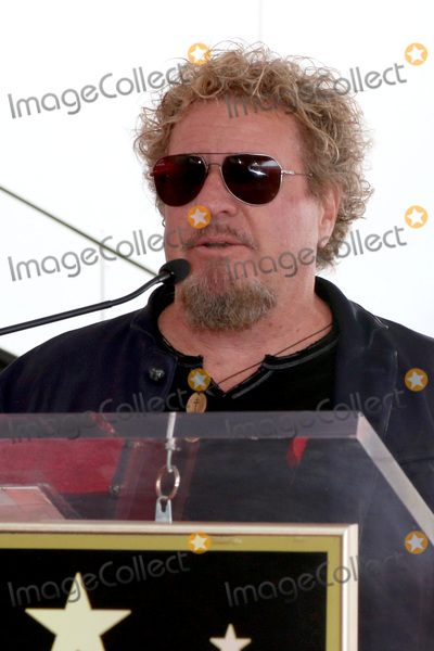 Adam Levine Photo - LOS ANGELES - FEB 10  Sammy Hagger at the Adam Levine Hollywood Walk of Fame Star Ceremony at Musicians Institute on February 10 2017 in Los Angeles CA