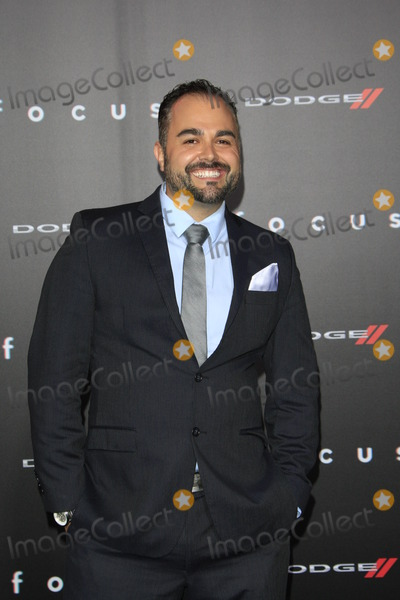 Armando Leduc Photo - LOS ANGELES - FEB 24  Armando Leduc at the Focus Premiere at  TCL Chinese Theater on February 24 2015 in Los Angeles CA