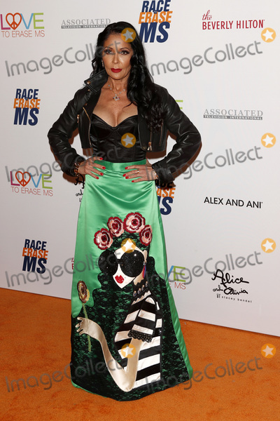 Apollonia Photo - LOS ANGELES - MAY 10  Apollonia Kotero at the Race to Erase MS Gala at the Beverly Hilton Hotel on May 10 2019 in Beverly Hills CA