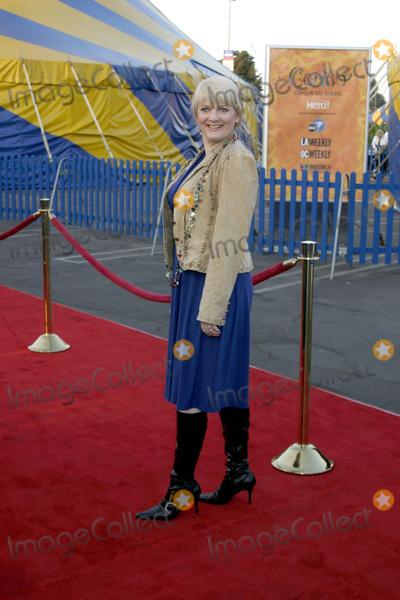 Allison Arngrim Photo - Allison Arngrim Cirque du Soleil