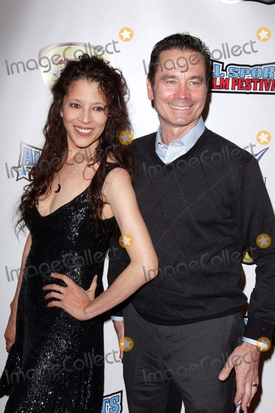 Tai Babilonia Photo - LOS ANGELES - NOV 11  Tai Babilonia Randy Gardner at the All Sports Film Festival Closing Ceremony at El Portal Theater on November 11 2013 in North Hollywood CA