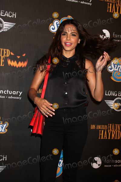 Azita Ghanizada Photo - LOS ANGELES - OCT 7  Azita Ghanizada arrives at the 4th Annual Los Angeles Haunted Hayride VIP Premiere Night at Griffith Park on October 7 2012 in Los Angeles CA