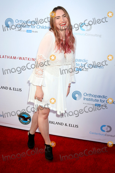 The Stands Photo - LOS ANGELES - JUN 18 Kathryn Gallagher at the Stand For Kids Gala at the Twentieth Century Fox Studios Lot on    June 18 2016 in Century City CA