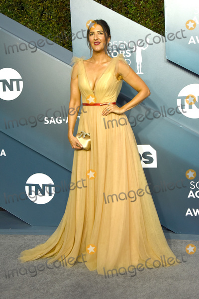 Darcy Photo - LOS ANGELES - JAN 19  DArcy Carden at the 26th Screen Actors Guild Awards at the Shrine Auditorium on January 19 2020 in Los Angeles CA