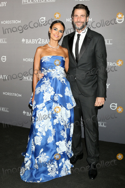 Andrew Form Photo - LOS ANGELES - NOV 9  Jordana Brewster Andrew Form at the 2019 Baby2Baby Gala Presented By Paul Mitchell at 3Labs on November 9 2019 in Culver City CA