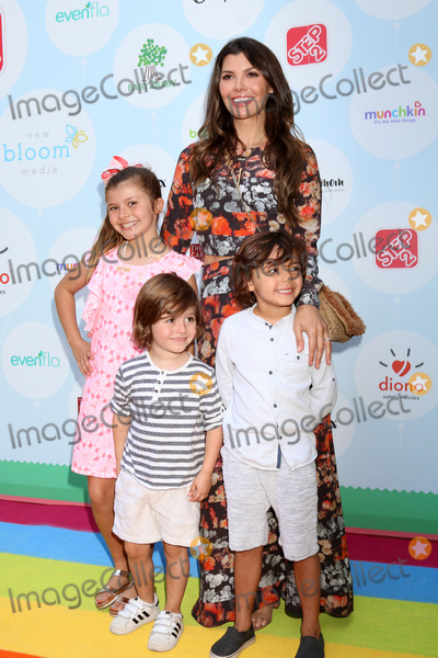 Ali Landry Photo - LOS ANGELES - SEP 23  Ali Landry Estela Monteverde Valentin Monteverde Ali Landry Marcelo Monteverde at the 6th Annual Red CARpet Safety Awareness Event at the Sony Pictures Studio on September 23 2017 in Culver City CA