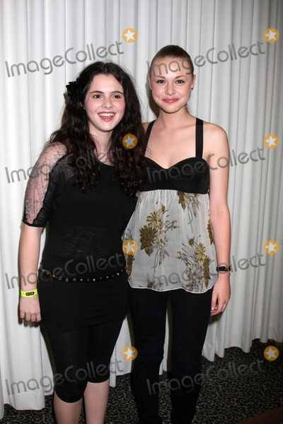 Hayley Erin Photo - Vanessa Marano  Hayley Erin  at  The Young  the Restless Fan Club Dinner  at the Sheraton Universal Hotel in  Los Angeles CA on August 28 2009