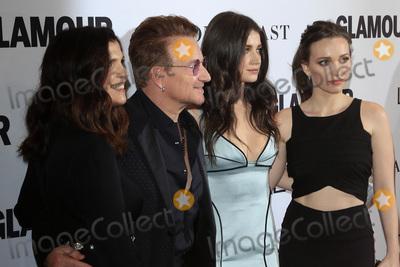 Jordan Hewson Photo - LOS ANGELES - NOV 14  Ali Hewson Bono Eve Hewson and Jordan Hewson at the Glamour Women Of The Year 2016 at NeueHouse Hollywood on November 14 2016 in Los Angeles CA