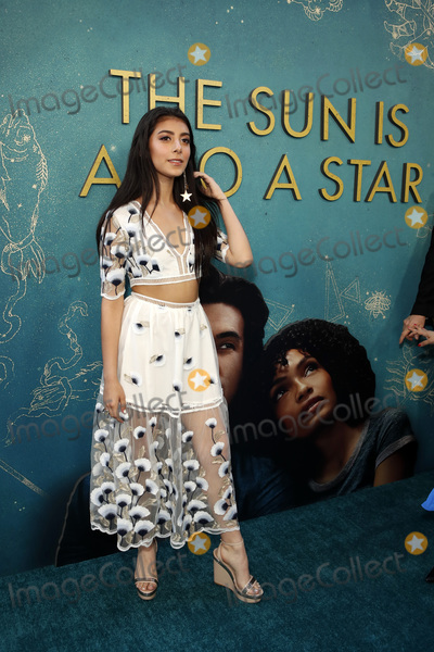 Giselle Photo - LOS ANGELES - MAY 13  Giselle Torres at the The Sun Is Also A Star World Premiere at the Pacific Theaters at the Grove on May 13 2019 in Los Angeles CA
