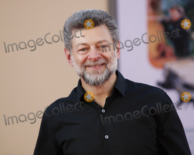 Andy Serkis Photo - LOS ANGELES - JUL 22  Andy Serkis at the Once Upon a Time in Hollywood Premiere at the TCL Chinese Theater IMAX on July 22 2019 in Los Angeles CA