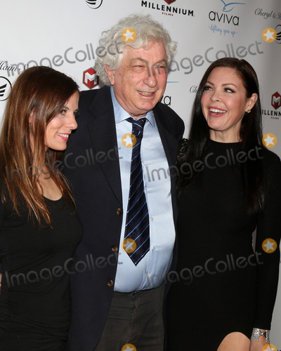 Avi Lerner Photo - LAS VEGAS - APR 16  Lotti Groban Avi Lerner Christa Campbell at the A Gala To Honor Avi Lerner And Millennium Films at the Beverly Hills Hotel on April 16 2016 in Beverly Hills CA