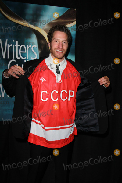 Gabe Polsky Photo - LOS ANGELES - FEB 14  Gabe Polsky at the 2015 Writers Guild Awards at a Century Plaza Hotel on February 14 2015 in Century City CA