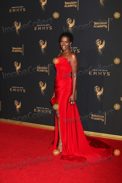 Kelsey Scott Photo - LOS ANGELES - SEP 10  Kelsey Scott at the 2017 Creative Arts Emmy Awards - Arrivals at the Microsoft Theater on September 10 2017 in Los Angeles CA