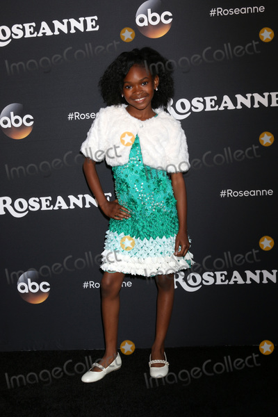 Roseanne Photo - LOS ANGELES - MAR 23  Jayden Rey at the Roseanne Premiere Event at Walt Disney Studios on March 23 2018 in Burbank CA