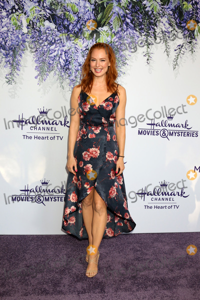 Alicia Witt Photo - LOS ANGELES - JUL 26  Alicia Witt at the Hallmark TCA Summer 2018 Party on the Private Estate on July 26 2018 in Beverly Hills CA