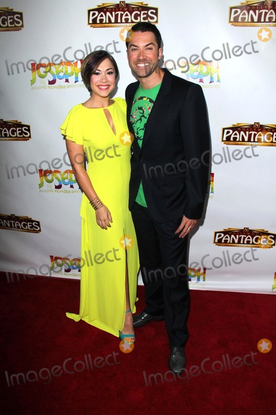 Ace Young Photo - LOS ANGELES - JUN 4  Diana DeGarmo Ace Young at the Joseph And The Amazing Technicolor Dreamcoat Opening at Pantages Theater on June 4 2014 in Los Angeles CA