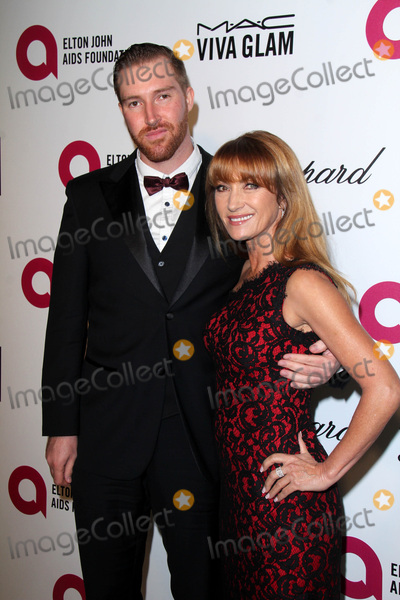 Sean Flynn Photo - LOS ANGELES - MAR 3  Sean Flynn Jane Seymour at the Elton John AIDS Foundations Oscar Viewing Party at the West Hollywood Park on March 3 2014 in West Hollywood CA