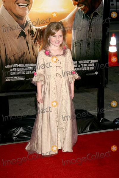 Anne Thompson Photo - Taylor Ann ThompsonBucket List PremiereArcLight Cinerama DomeDecember 16 2007Los Angeles CA