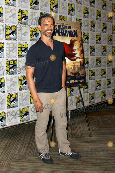 Christopher Gorham Photo - SAN DIEGO - July 20  Christopher Gorham at the The Death of Superman Press Line at the Comic-Con International on July 20 2018 in San Diego CA