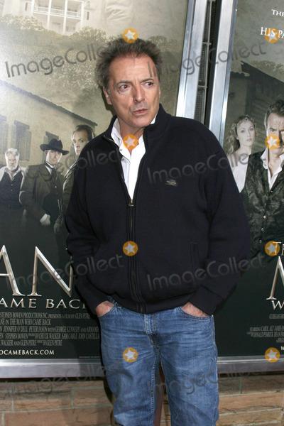 Armand Assante Photo - Armand AssanteThe Man Who Came Back PremiereAero TheaterSanta Monica CAFebruary 8 2008