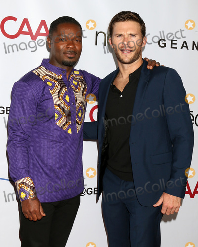 Scott Eastwood Photo - LOS ANGELES - OCT 10  David Oyelowo Scott Eastwood at the GEANCO Foundation Hollywood Gala at the SLS Hotel on October 10 2019 in Beverly Hills CA