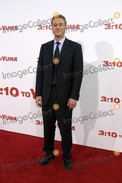 Alan Tudyk Photo - Alan Tudyk310 To Yuma PremiereWestwood  CAAug 21 2007