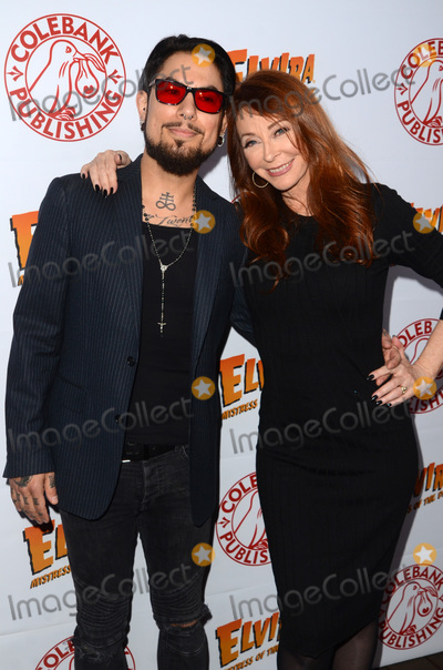 Cassandra Peterson Photo - LOS ANGELES - OCT 17  Dave Navarro Cassandra Peterson at the Elvira Mistress Of The Dark Coffin Table Book Launch at Roosevelt Hotel on October 17 2016 in Los Angeles CA