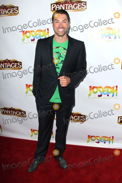 Ace Young Photo - LOS ANGELES - JUN 4  Ace Young at the Joseph And The Amazing Technicolor Dreamcoat Opening at Pantages Theater on June 4 2014 in Los Angeles CA