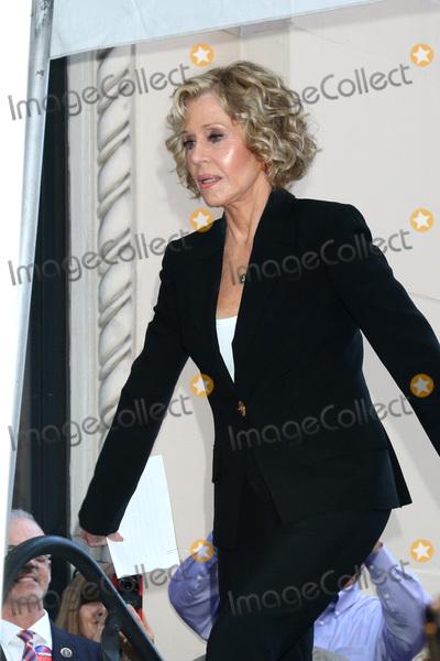 Jane Fonda Photo - LOS ANGELES - NOV 6  Jane Fonda at the Michael Douglas Star Ceremony on the Hollywood Walk of Fame on November 6 2018 in Los Angeles CA