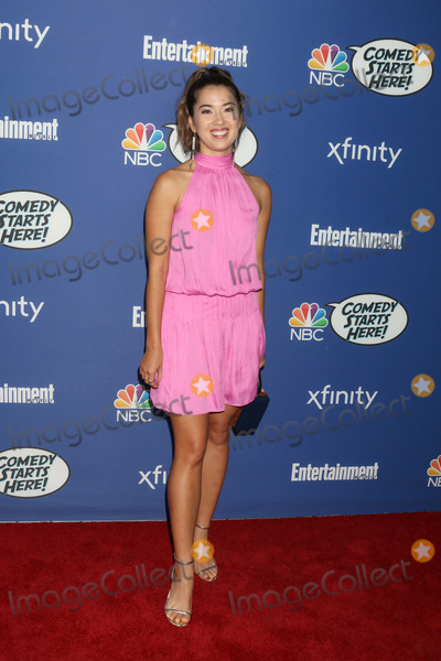 Nichole Bloom Photo - LOS ANGELES - SEP 16  Nichole Bloom at the NBC Comedy Starts Here Event at the NeueHouse on September 16 2019 in Los Angeles CA