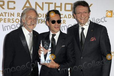 Neil Portnow Photo - LAS VEGAS - NOV 16  Neil Portnow Marc Anthony Gabriel Arbaroa at the 2016 Latin Recording Academy Person of the Year at MGM Grand Garden Arena on November 16 2016 in Las Vegas NV